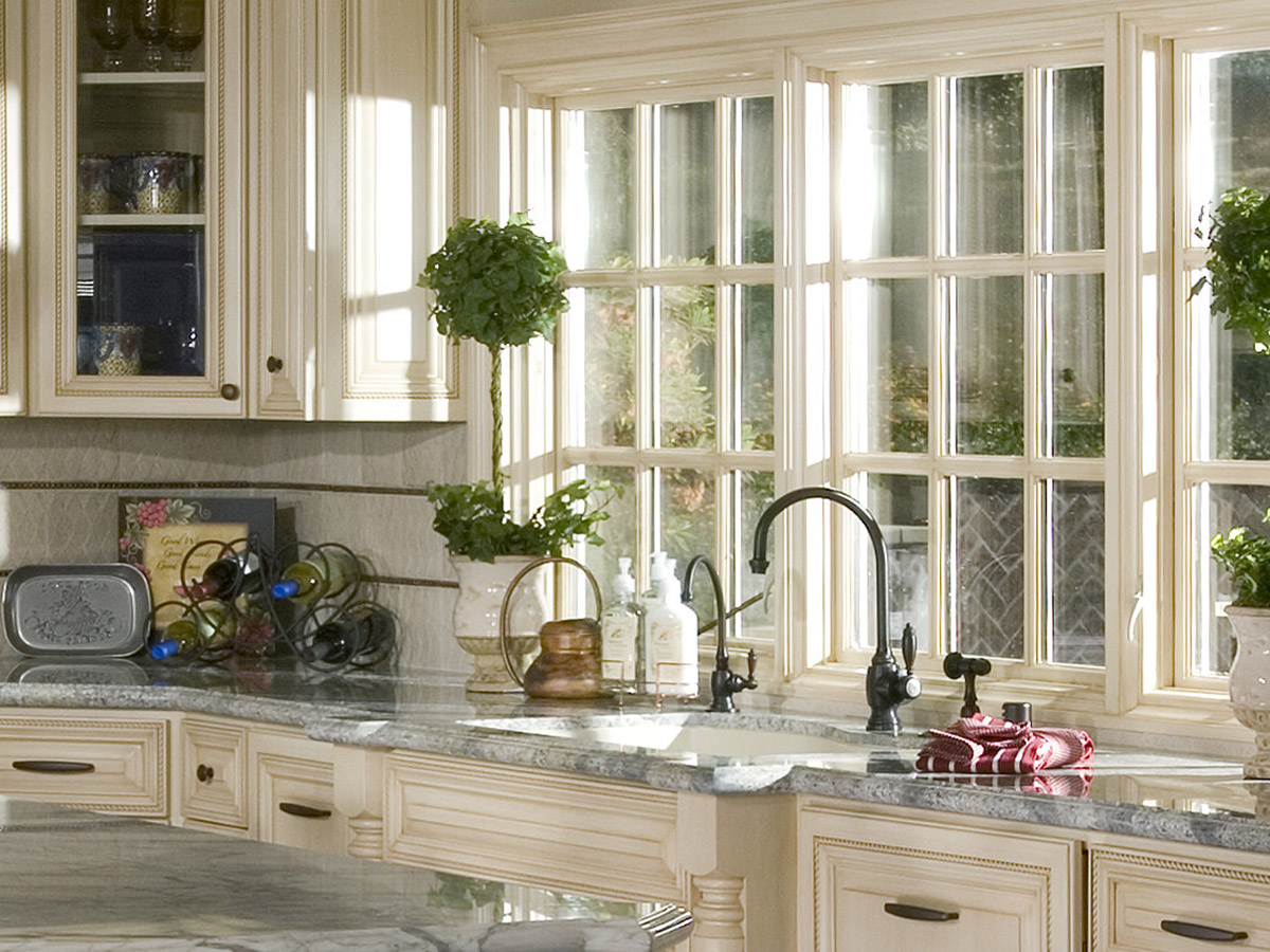 Tudor Style Kitchen Detail, Higgins Kitchen