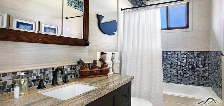 Nautical Designed Bathroom