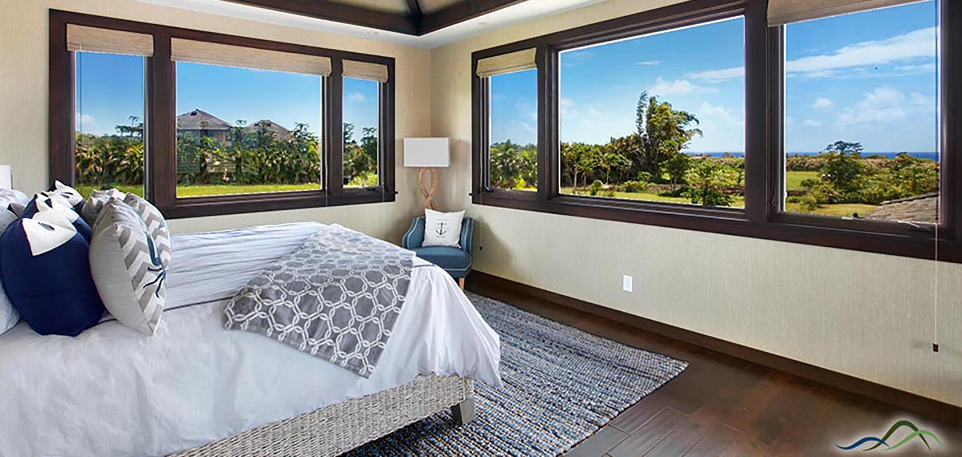 Nautical Style Bedroom Design