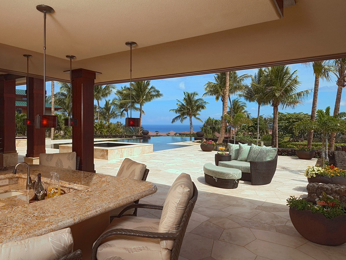 Lanai View, Gayle Lee Design