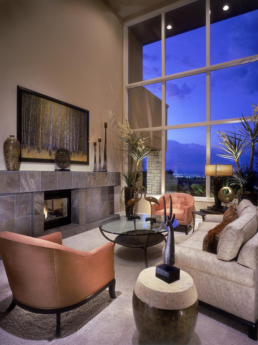 Desert Inspired Henderson Home Design