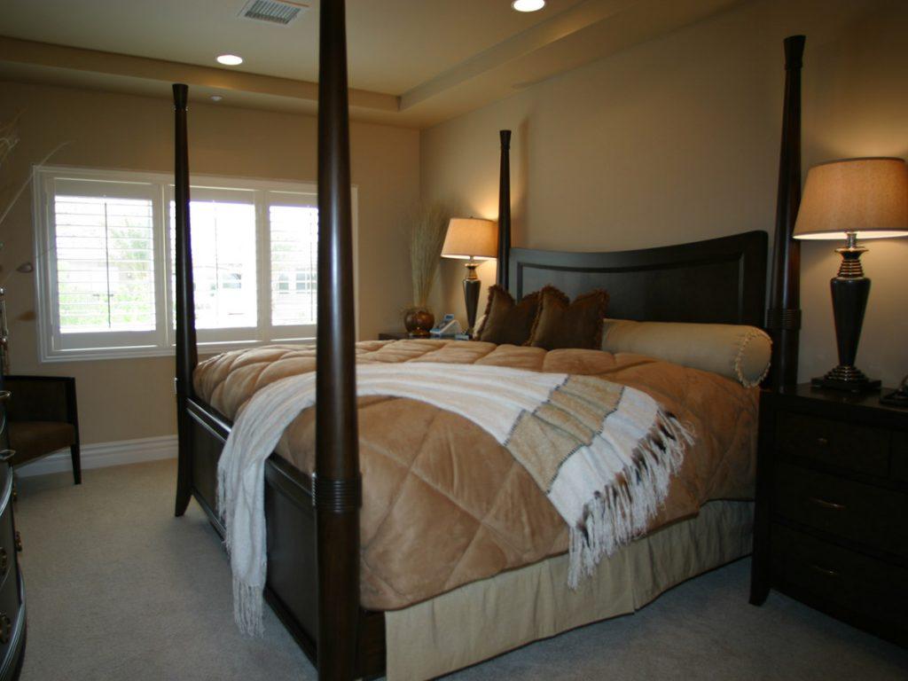 Henderson Bedroom Bed Frame