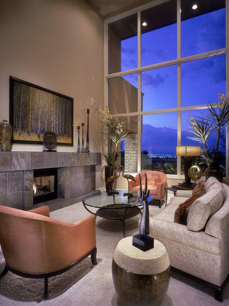 Henderson Living Room Design
