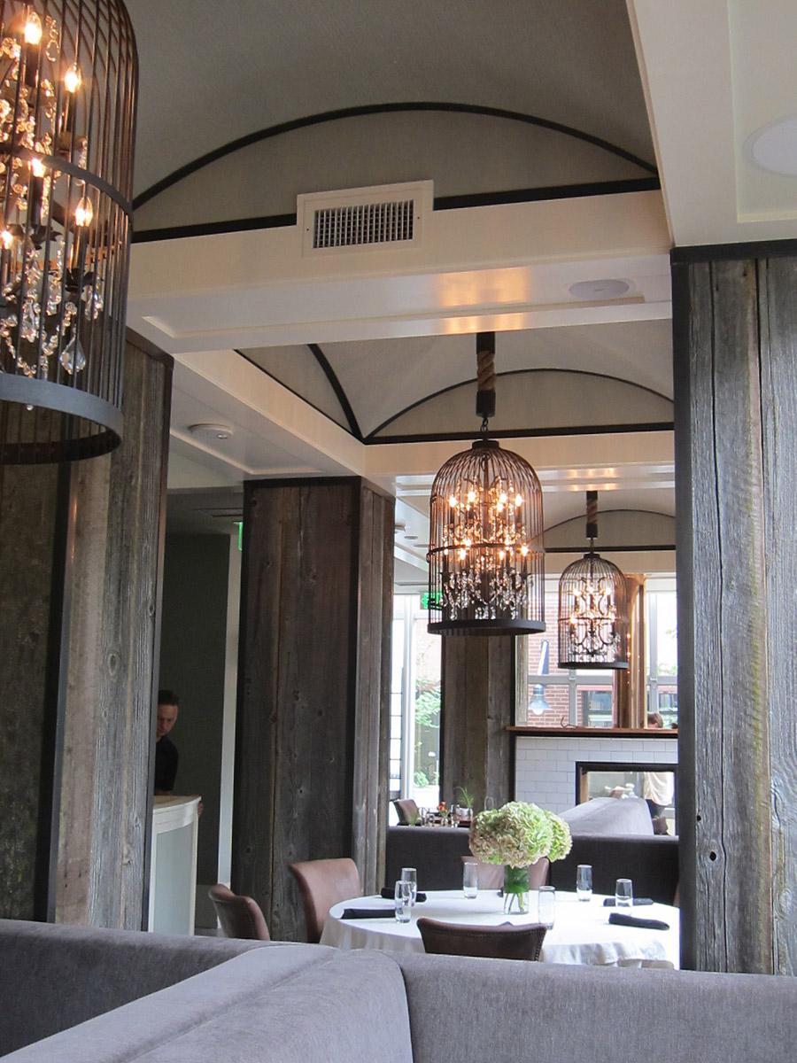 Interior Designs Restaurant Dining Area Design