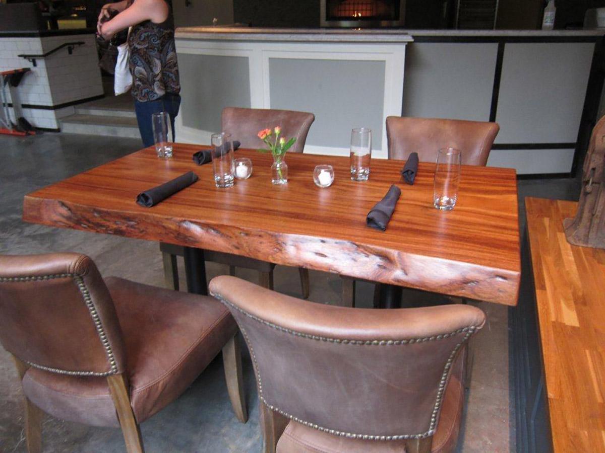 Interior Design Restaurant Table