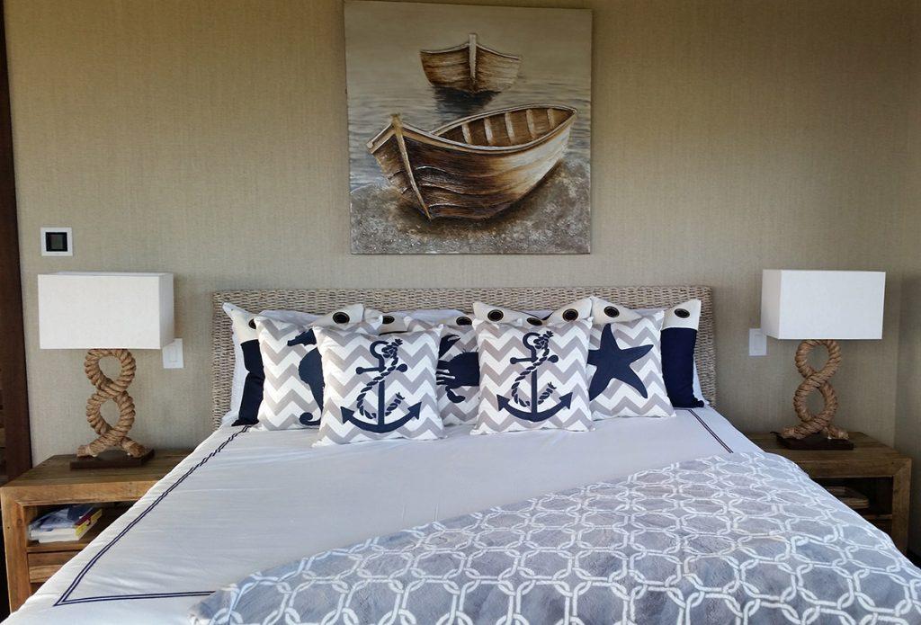 Nautical Bedroom Design, Gayle Lee Design