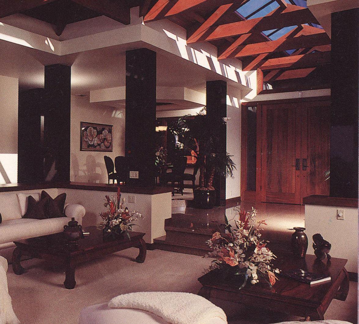 Mauna Lani Room Design Final, Gayle Lee Design